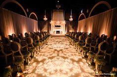 Amber Room transformed by Nicole Ha, Hartmann Studios and Enhanced Lighting (Casa Amore 2010)