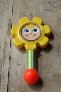 Vintage Fisher Price Rattle