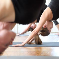 Find your yoga edge and take your practice to the next level!