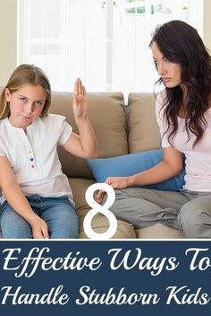 8 Effective Ways To Deal With Stubborn Kids:If you are a parent to a little dictator, then you will agree how challenging this task is. However, if you deal with your kid in the right way, the stubbornness issue can be controlled