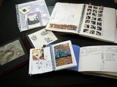 7 tips for visual journaling