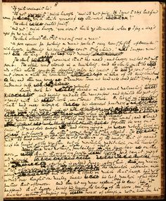 """Charles Dickens left behind one, and only one, manuscript for """"A Christmas Carol,"""" the tale he wrote in 1843."""