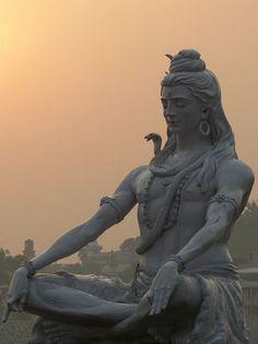 ॐ Shiva ~ Ganges, Rishikesh ॐ
