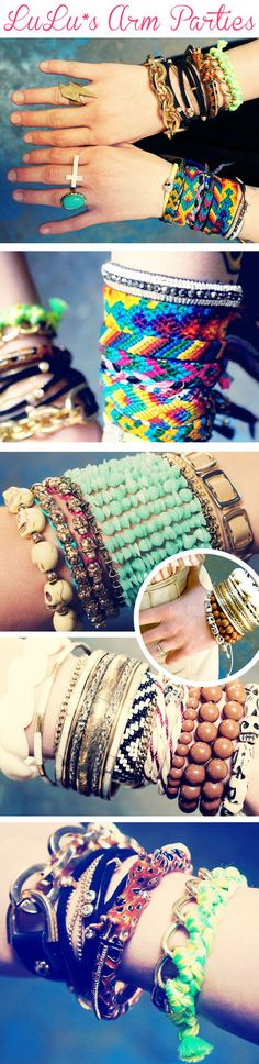 The Arm Party!