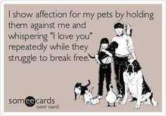 Irony :) #pet #humor