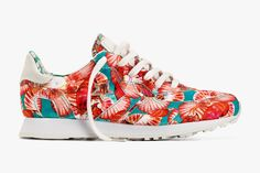 Converse x Isolda Brazilian Print Collection