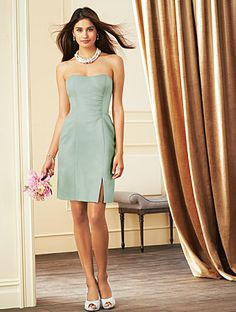 Alfred Angelo Bridesmaid Style 7269S in Sage