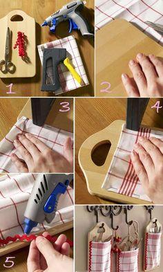 My DIY Projects: Diy Wonderful Cutlery Holder