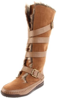 Wanted Shoes Women's Cameo Knee-High Boot « Clothing Impulse