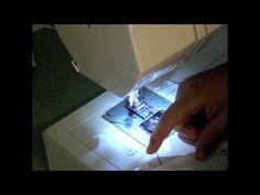 ▶ Video tutorial de como hacer una sabana de cajón para cualquier medida de colchón, - YouTube