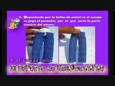 tutorial como hacer pantalones