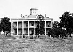 Le Beau Plantation in Arabi, Louisiana is located near the Domino Sugar Plant. There's still a chance that the old LeBeau house, just south of New Orleans, can be saved, but there's no question that time is running out for the historic building. It is one of only two Arabi plantation homes to make it to the 21st century and was once the largest plantation south of New Orleans. Unoccupied since the 1980's. See photos of the plantation in 1910.