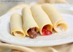 German jelly pancake