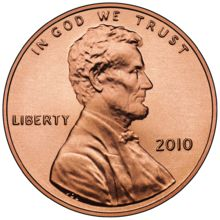 Where else will you find Daniel Day Lewis on a penny? #WhyIVote