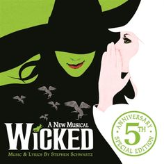 Wicked (Pantages Theater, December 10, 2014 – February 21, 2015) - Available on Hoopla (stream album for one week)