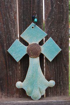 Decorative wall cross