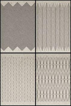 textile patterns by suzanne antonelli.