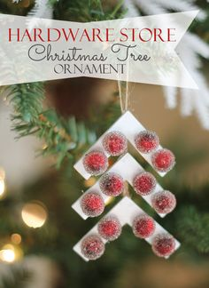 """Christmas Tree"" orn"