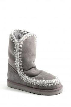 MOU-stivale mou eskimo boot-mou grey eskimo boot-mou boots shop online
