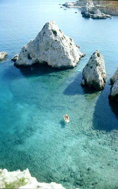 Gargano Natural Park, Island of Tremiti, Italy