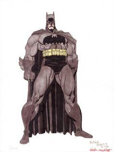 Batman by Arthur Adams