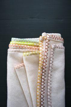 blanket stitch tutorial