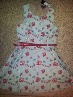 Sold. Yumi London dress color.