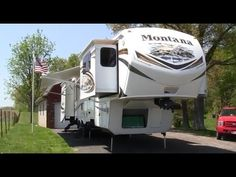 Used fifth wheels for sale by owner louisville kentucky - Montana fifth wheel front living room ...