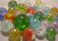 Fried Marbles!  #Marbles
