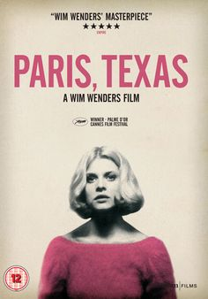 Paris, Texas by Wim Wenders   ♥ poster