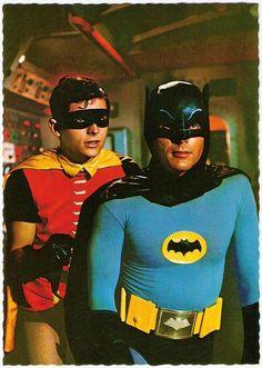 Batman and Robin,  ca.1966