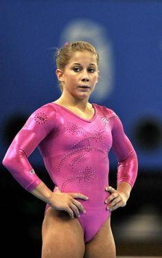 Shawn Johnson, US, Olympics, gymnastics, gymnast m.6.37 moved from @Kythoni Shawn Johnson board #KyFun