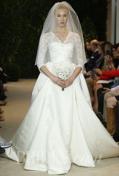 Joy riverside on pinterest for Wedding dresses for big arms