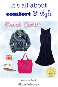 Atypical Familia: The Ideal Spring/Summer Travel Outfit: Comfy, Casual & Chic