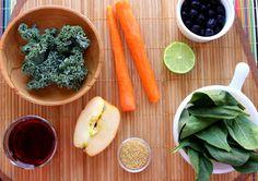 veggie/fruit smoothie