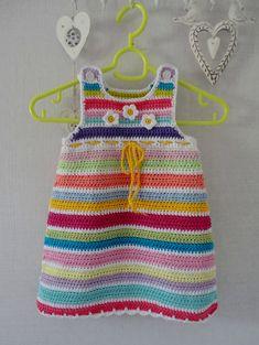 Gorgeous little crochet dress