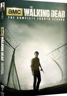 [DVD] Walking Dead-Season 4 / DVD WALKING [Sep 2014]