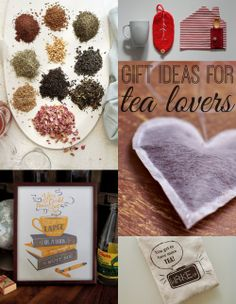 JUST SAYYYINN ♥  |  10 Gift Ideas For Tea Lover