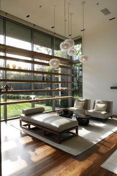 LA: Brentwood Residence Interiors by MLK Studio. 11/6/2011 via @Contemporist .com .com