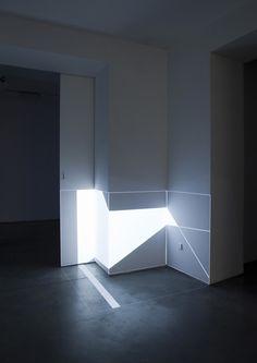 Vanishing Points, una serie de trabajos de Pablo Valbuena.