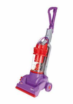 Casdon Toys - toy vacuum (adorable)
