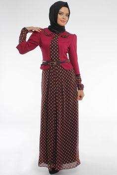 Zarif Tasarımı İle Yeni Sezon Puane Elbise Sizlerle... Ürün Kodu:4190MU http://www.tesetturisland.com/U1110,66,puane-kemerli-sifon-murdum-elbise-urun-kodu-4190mu-gunluk-elbiseler-puane.htm