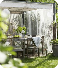 interior design, dining areas, paper lamps, patio, garden parties, backyard, pergola, outdoor areas, outdoor eating