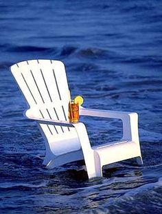 beaches, sweet tea, chairs, seat, at the beach, iced tea, place, summer days, spot