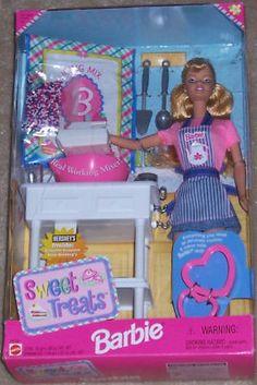 Sweet Treats Barbie (1998)