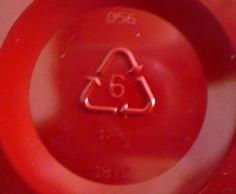 #6 plastic is like shrinky dink plastic.