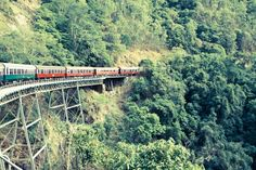 Kuranda Train (Cairns, Australia)