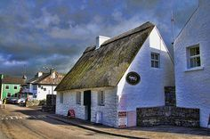Cong, Ireland, The Quiet Man cottage