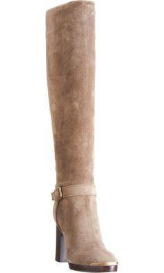 Lanvin Side Buckle Boot