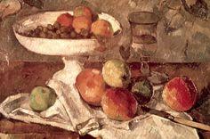 Paul Cézanne's Still Life